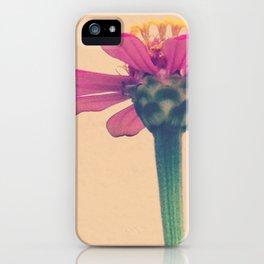 FLOWER 017 iPhone Case