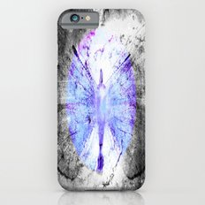 Celestial Butterfly Pop of Color Periwinkle iPhone 6s Slim Case