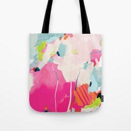 pink sky II Tote Bag