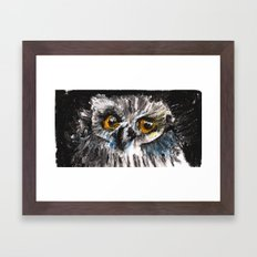 b-kus Framed Art Print