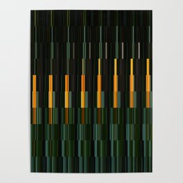 Kaleidoscope | Floribunda Poster