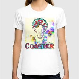 Psychedelic Coaster T-shirt