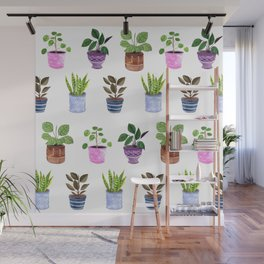 Houseplants 2.0 Wall Mural