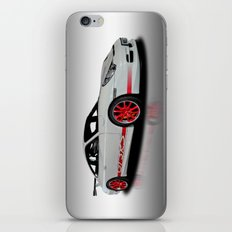 Porsche GT3 Rs iPhone & iPod Skin