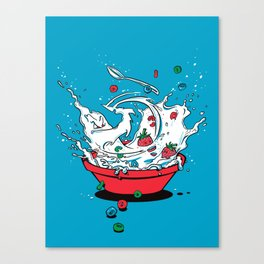 Cereal Killa Canvas Print