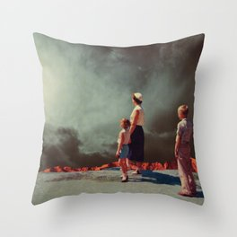 Mother Show Me The Way Throw Pillow
