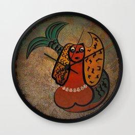 Mythical Mermaid / Icon Wall Clock