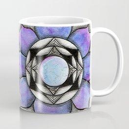 Doodled Gem Bloom Coffee Mug