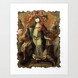 Crown of Creation Art Print