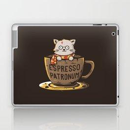 Espresso Patronum Laptop & iPad Skin