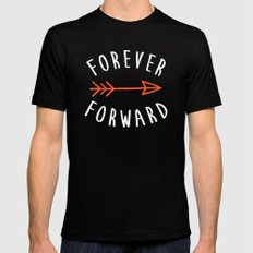 Forever Forward SMALL Mens Fitted Tee Black