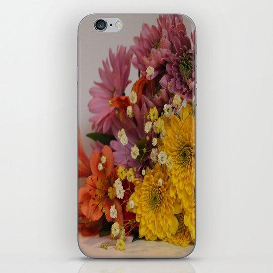 Bouquet colour iPhone & iPod Skin