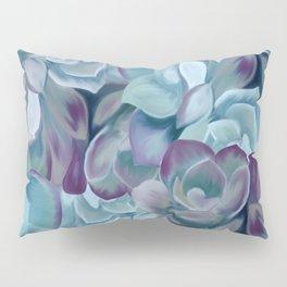 Blue Sedums Pillow Sham