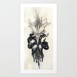 To Blosom Art Print