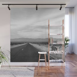 Lonely Road Wall Mural