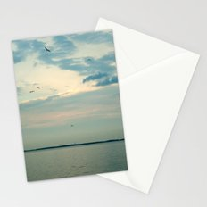 Lake Erie Twilight Stationery Cards