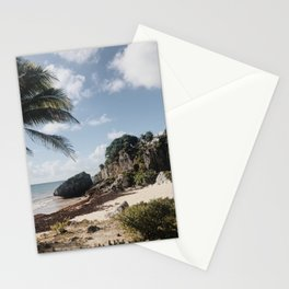 Mayan Ruins of Tulum Stationery Cards