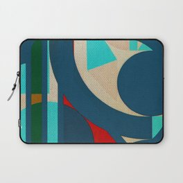 A Lion in the Moonlight Laptop Sleeve