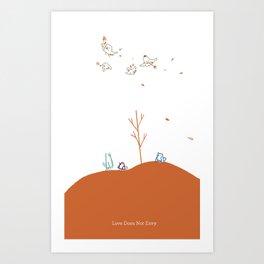 Love Does Not Envy Art Print