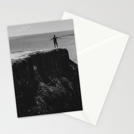 Man's freedom Stationery Cards