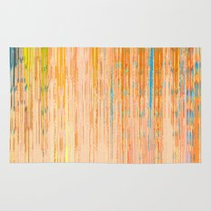 Abstract Linear Architecture Rug