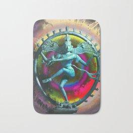Shiva Dancing Bath Mat