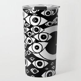 Dead Eyes Travel Mug