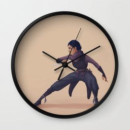 Inej Wall Clock