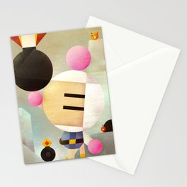 Bomberman remixed Stationery Cards