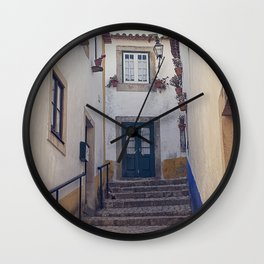 Around the old town Wall Clock