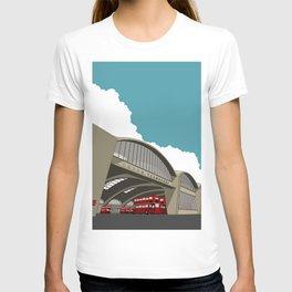 Stockwell Bus Garage 1952 T-shirt