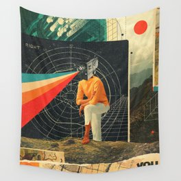 You Can make it Right Wall Tapestry