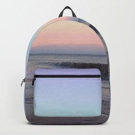 Light Pastel Seascape 2 Backpack