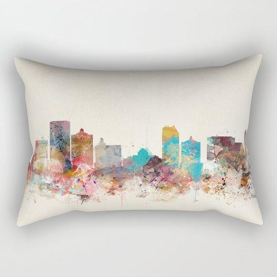 atlantic city new jersey Rectangular Pillow