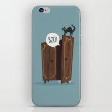 Boo! iPhone & iPod Skin