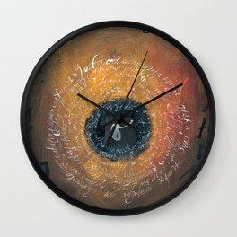 Just...O Wall Clock