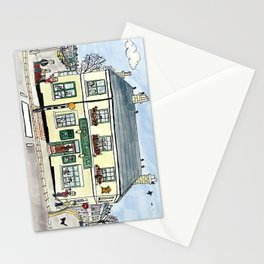 The Elephant and Castle, Lewes Stationery Cards
