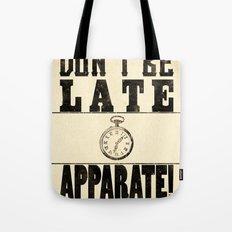 Apparate! Tote Bag