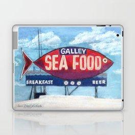 The Galley Laptop & iPad Skin