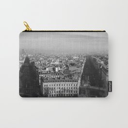 Monochrome Paris II Carry-All Pouch