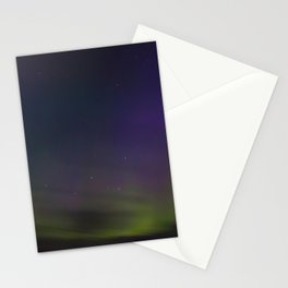 The Northern Lights Stationery Cards
