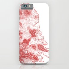 San Francisco Topography  Slim Case iPhone 6s