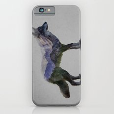 The Rocky Mountain Gray Wolf Slim Case iPhone 6s