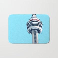 CN Tower Bath Mat