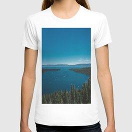 Lake Tahoe V T-shirt