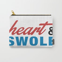 Heart & Swole Carry-All Pouch