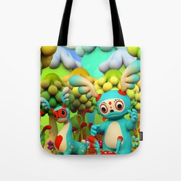 Zupo's Quest Tote Bag