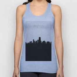 City Skylines: Jersey City Unisex Tank Top