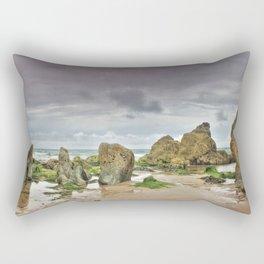 Porth Oer Rectangular Pillow