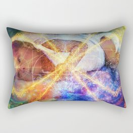 Child Of the Cosmos Rectangular Pillow